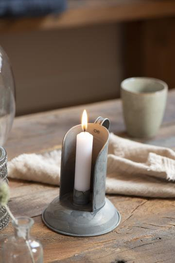 Candle Holder with Guard