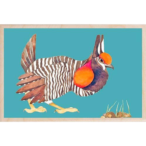 GREATER PRAIRIE BIRD