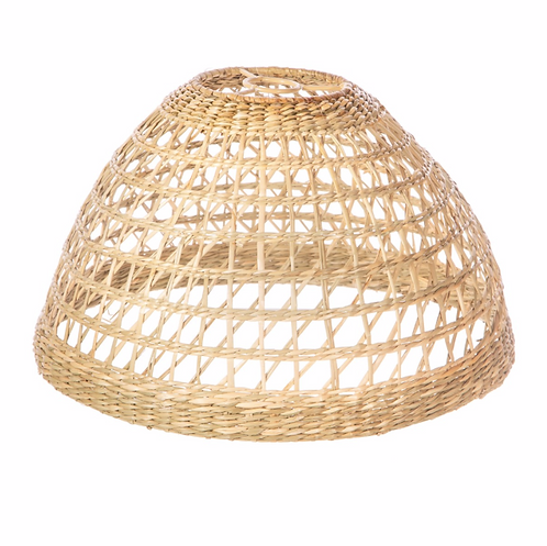 Seagrass Lampshade - Round