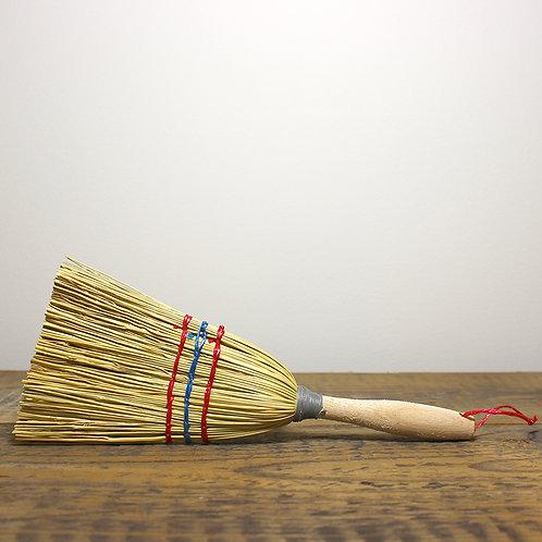 Mini Rice Straw Sweeping Brush