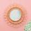 Thumbnail: Rattan Mirror