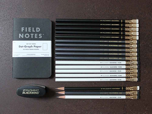 Blackwing - Pearl -White - 12 Pack