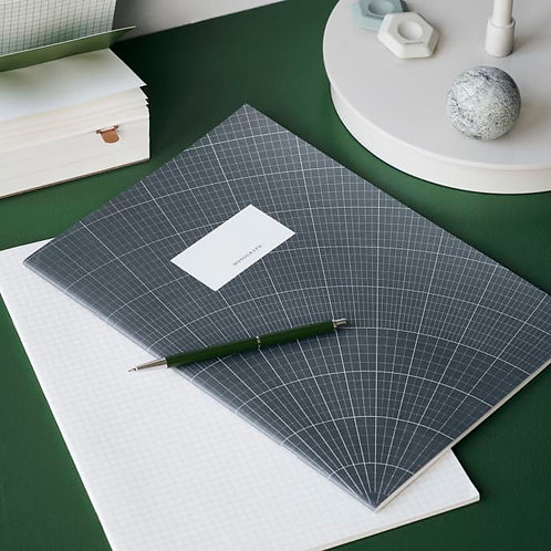Note book Set, Angora/Grey, Large