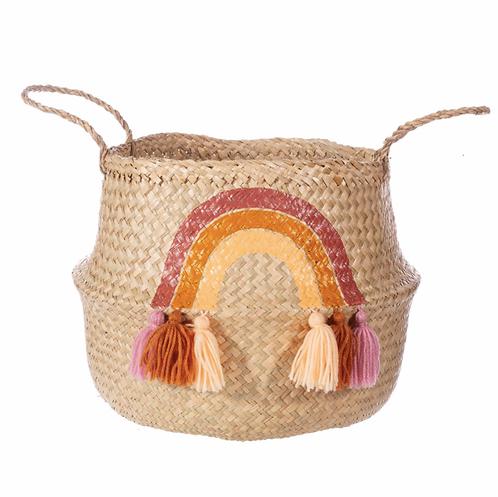 Earth Rainbow Basket