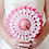 Thumbnail: Tissue Paper Fan Set - Pink