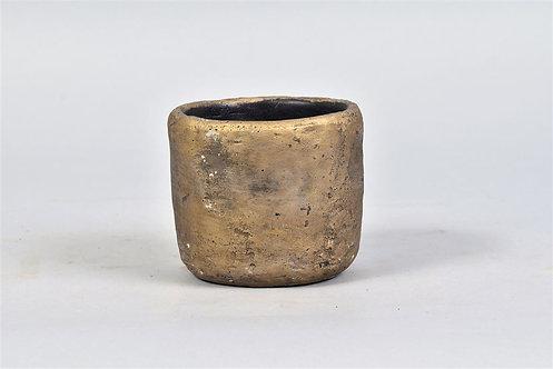Iron Stone Pot - Gold