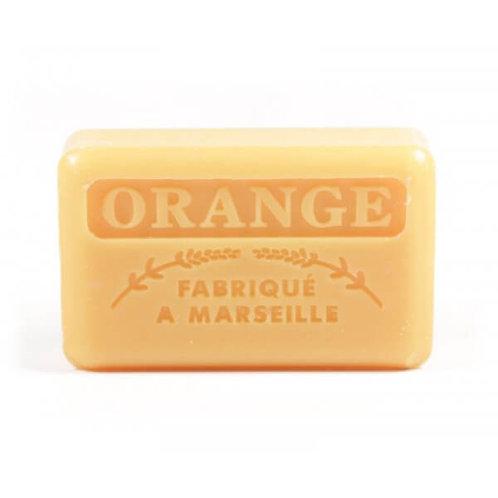 125g Orange French Market Soap