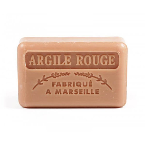 125g Red Clay French Market Soap
