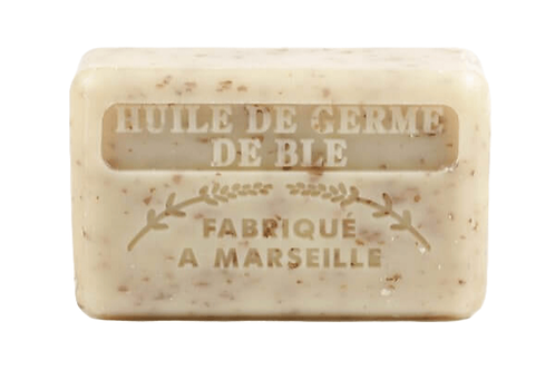 125g Wheat Germ French Market Soap