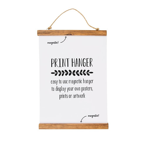 Magnetic Poster Hanger
