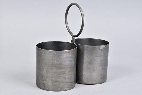 Double Metal Pot Hanger