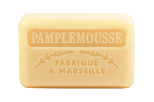 125g Grapefruit French Market Soap