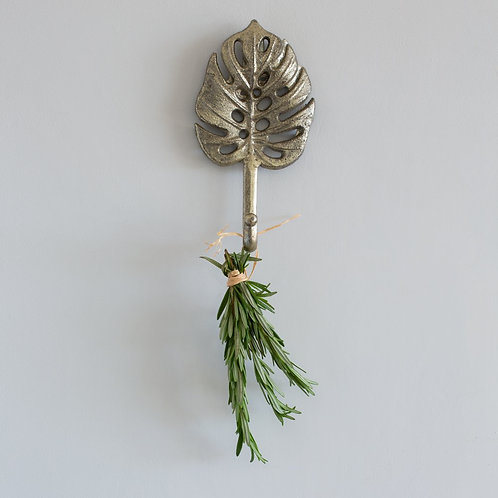 Golden Cheese Plant Leaf Hook
