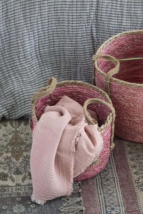 Basket - Pink