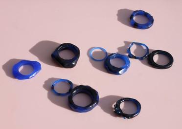 Wax rings