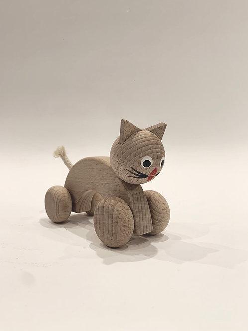 Push Along Cat