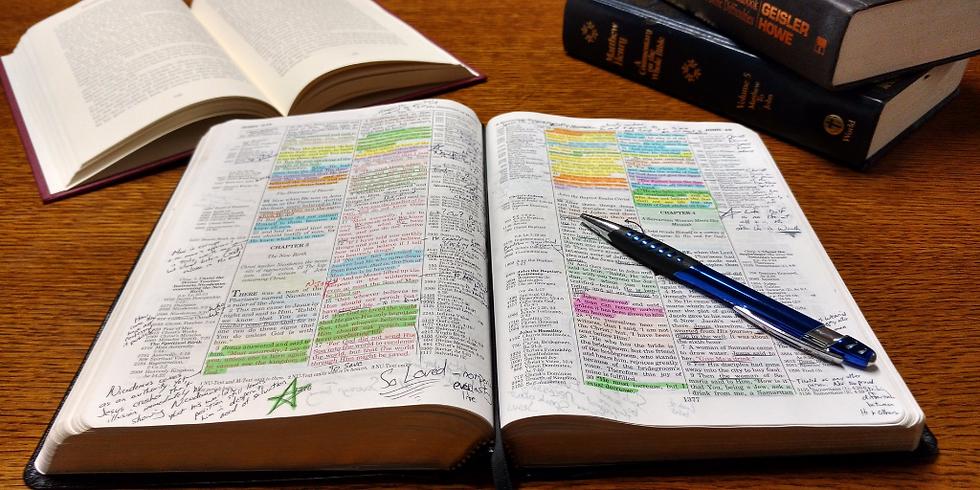Wednesday Night Bible Study- Christmas Day