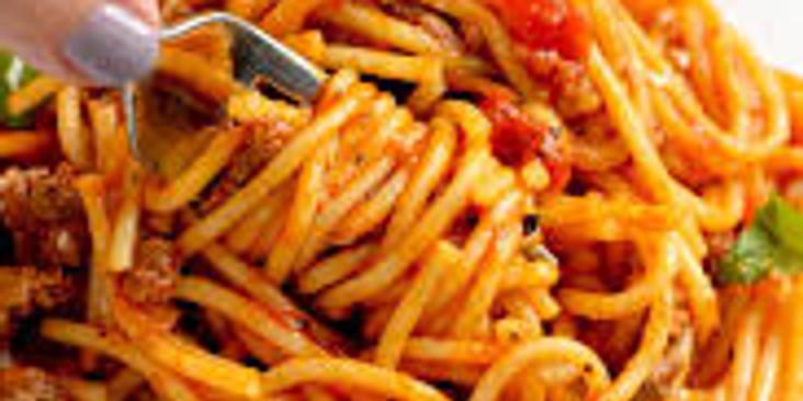 A Taste Of Italy -Fellowship Meal