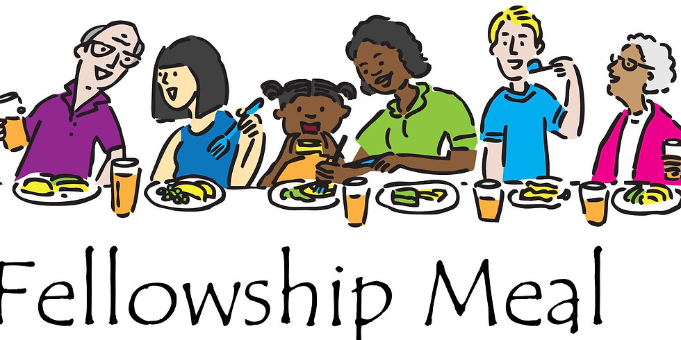 School's Out-Rules Out -Fellowship Meal