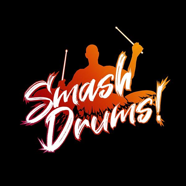 Smash drums V7 (black).png
