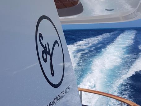 Sasga Menorca 34 & 42 out on test