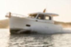 Sasga Menorquin Trawler 34