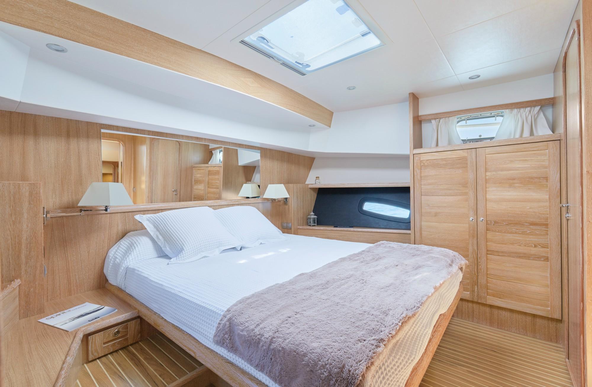 Sasga 54 Cabin
