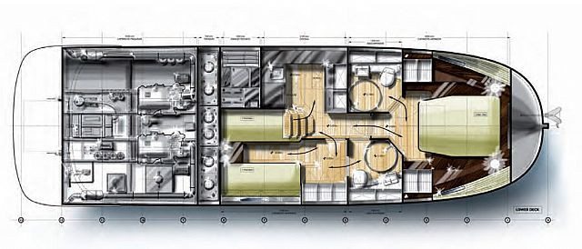 Accommodation Layout