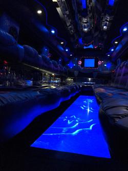 Nova Hummer interior 1