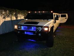 Hummer H2 limo Krystal