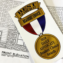 Daily Advocate Best Builder Award 2018