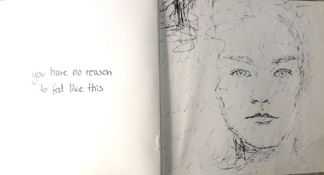 Artist Zine Page 5
