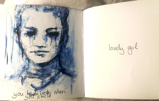 Artist Zine Page 3