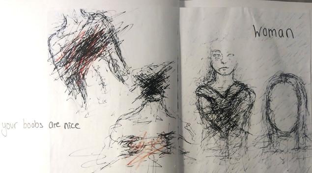 Artist Zine Pge 6