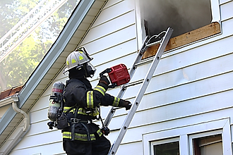 The X-Tinguish FST is uncomparable when used in an enclosed attic!