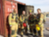 Firefighters and first responders use the X-Tinguish FST