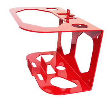 X-Tinguish® FST Wall bracket (RED)