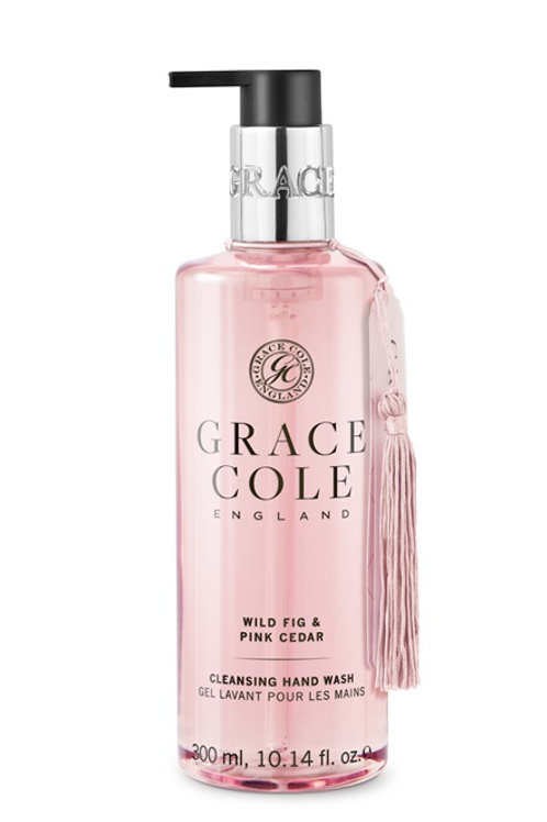 Grace Cole Wild Fig & Pink Cedar Hand Wash - Schoonheidssalon Saona Aalst