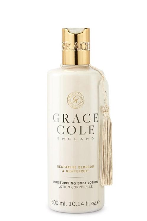 Grace Cole Nectarine & Grape Fruit Body Lotion - Schoonheidssalon Saona Aalst