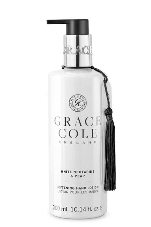 Grace Cole Nectarine & Pear Hand Lotion - Schoonheidssalon Saona Aalst