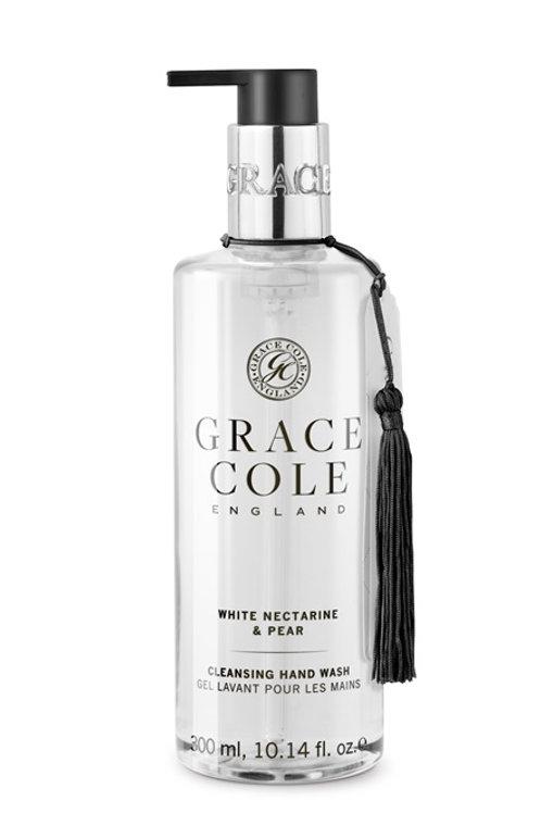 Grace Cole Nectarine & Pear Hand Wash - Schoonheidssalon Saona Aalst
