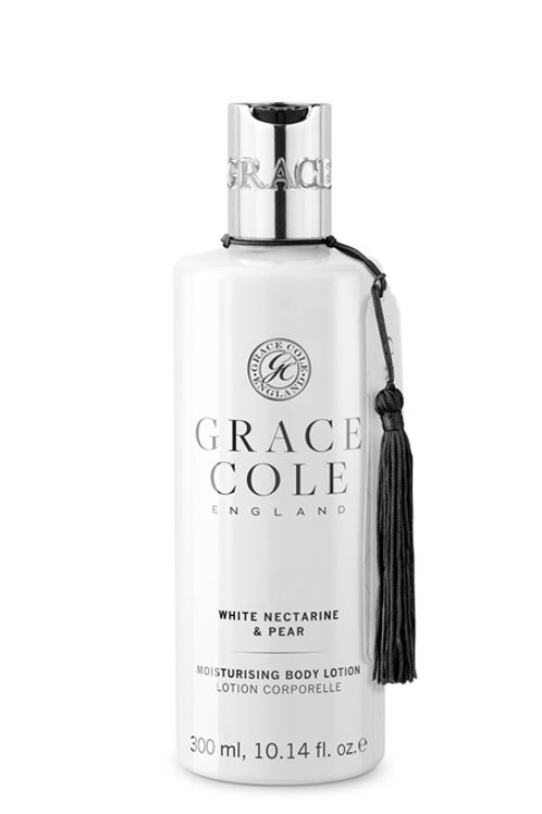 Grace Cole Nectarine & Pear Body Lotion - Schoonheidssalon Saona Aalst