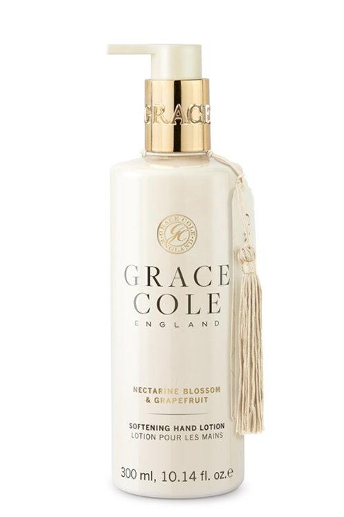 Grace Cole Nectarine & Grape Fruit Hand Lotion - Schoonheidssalon Saona Aalst