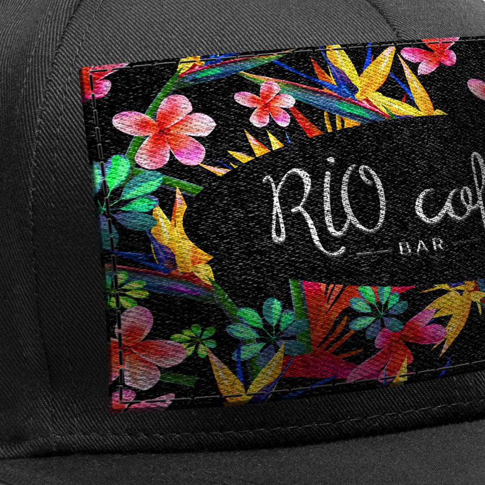 Фирменный стиль Rio coffee bar