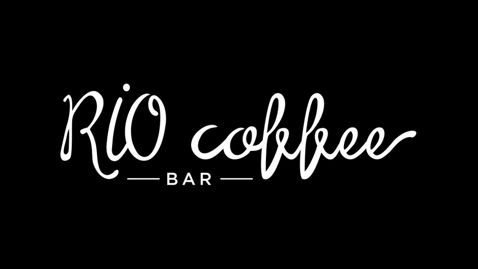 Логотип Rio coffee bar
