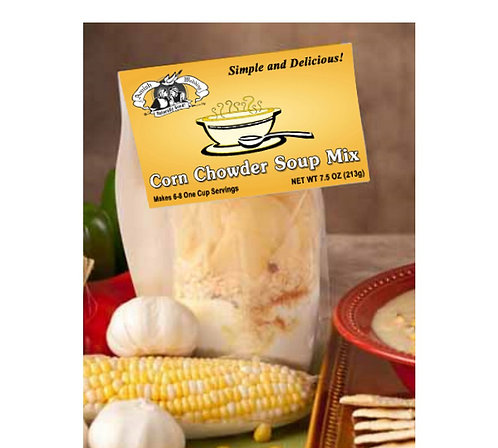 Corn Chowder Soup Mix