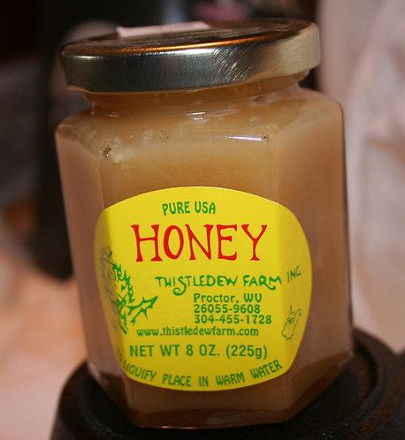 Thistle Dew Farms Honey