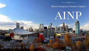 ¿Sabias que Alberta invito a 3,357 candidatos a través de su programa AINP?