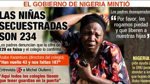 """Líder terrorista nigeriano Pide: """"Que la educación occidental cese y que las niñas dejen la escuela"""""""