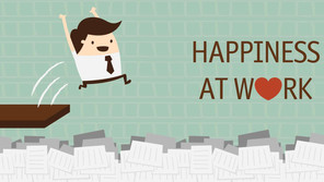 What do the employees need to be happy in their jobs?